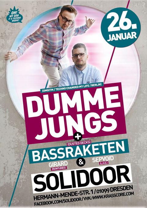 Dumme jungs tour dates