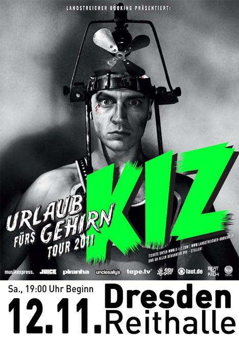 Flyer K.I.Z.  ***AUSVERKAUFT!***