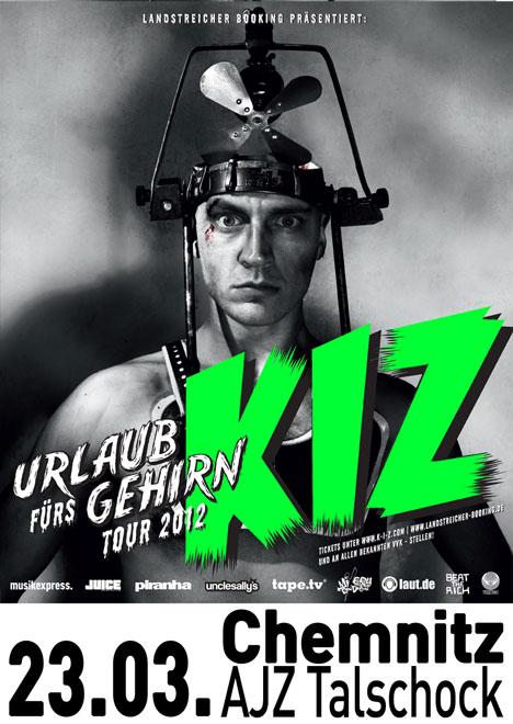 Flyer K.I.Z.