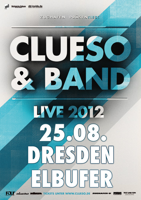 Flyer CLUESO & BAND