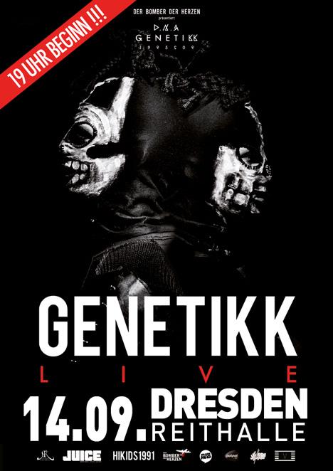 Flyer GENETIKK