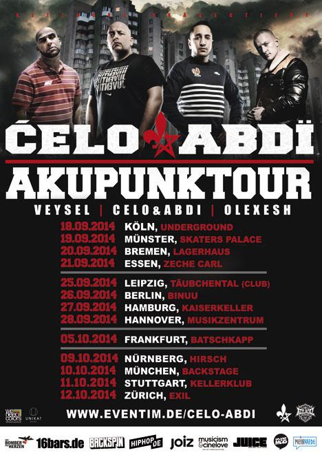 Flyer CELO & ABDI