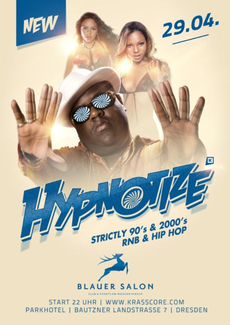 Flyer Hypnotize